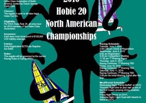 2016 NA Hobie 20 NOR