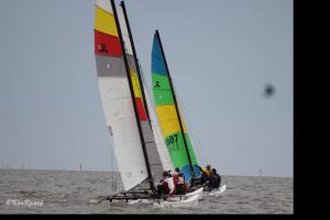 Hobie April Fools Regatta 2021, Ocean Springs