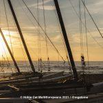 Hobie Multieuropeans Hobie 16 Gold Fleet Day 1. 3