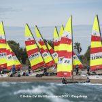 Hobie Multieuropeans Hobie 16 Gold Fleet Day 1. 36