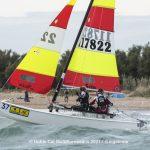 Hobie Multieuropeans Hobie 16 Gold Fleet Day 1. 38