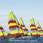 Hobie Multieuropeans Hobie 16 Gold Fleet Day 1. 44