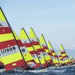 Hobie Multieuropeans Hobie 16 Gold Fleet Day 1. 46