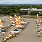 Hobie Multieuropeans Hobie 16 Gold Fleet Day 1. 50