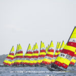 Hobie Multieuropeans Hobie 16 Gold Fleet Final Day . 130