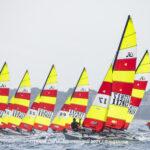 Hobie Multieuropeans Hobie 16 Gold Fleet Final Day . 132