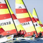 Hobie Multieuropeans Hobie 16 Gold Fleet Final Day . 168