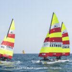 Hobie Multieuropeans Hobie 16 Gold Fleet Final Day . 42