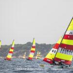 Hobie Multieuropeans Hobie 16 Gold Fleet Final Day . 99